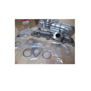 Honda Accord Exhaust Manifold Kit Diesel. Genuine Honda part. Honda part number 06180-RBD-E01. Contact Honda Parts Direct if you require further details on this product.