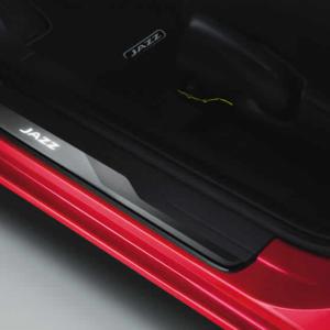 Honda Jazz 2020-Currect Illuminated Doorstep Garnishes 08E12-T5A-600B
