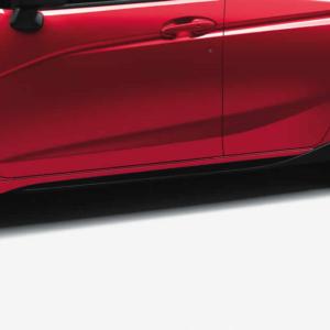 Honda Jazz 2020-Currect Side Skirts 08F04-T5A-6Q0E