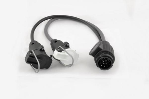 Honda Jazz 2020-Currect Adapter 13 To 2 X 7-Pin 08L91-EG6-500