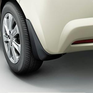Honda Jazz 2009-2015 Front And Rear Mud Guards 08P00-TF0-600