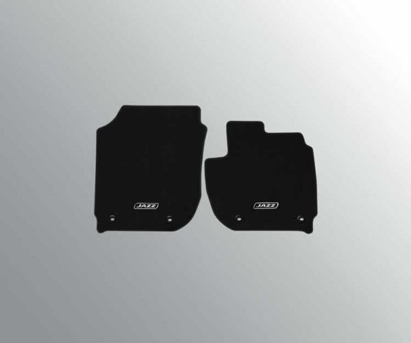 Honda Jazz 2020-Currect Elegance Floor Mats - For Cvt Cars 08P15-T5A-510C
