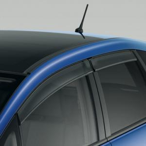 Honda Jazz 2009-2015 Door Visors 08R04-TF0-601A