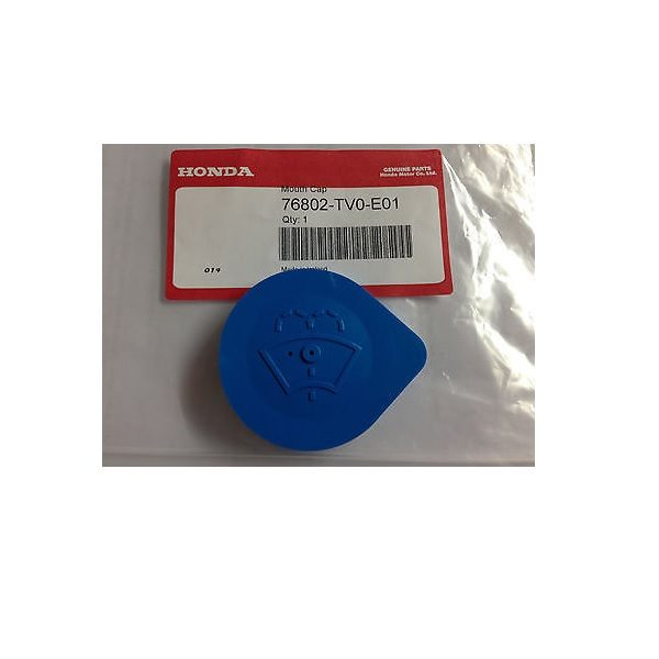 Honda Civic Washer Bottle Cap 2012-2016. Genuine Honda part. Honda part number 76802-TV0-E01. Contact Honda Parts Direct if you require further details on this product.