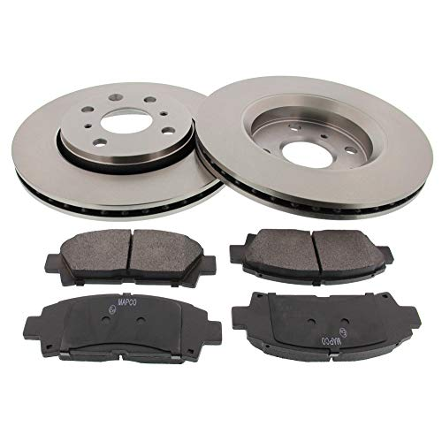 Honda Accord Front Brake Set