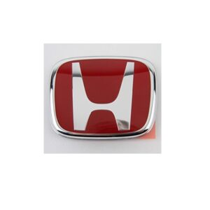 Honda Civic front grille H badge. Genuine Honda part supplied. Honda part number 75700SMTE00. Contact Honda Parts Direct if you require further details on this product.