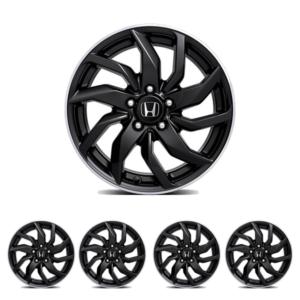 "Honda Civic Alloy Wheel Set CI1701 17"" 08W17-TGL-601"
