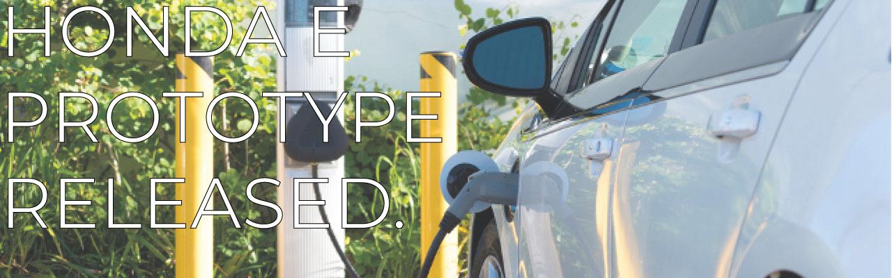 Honda direct parts electric car