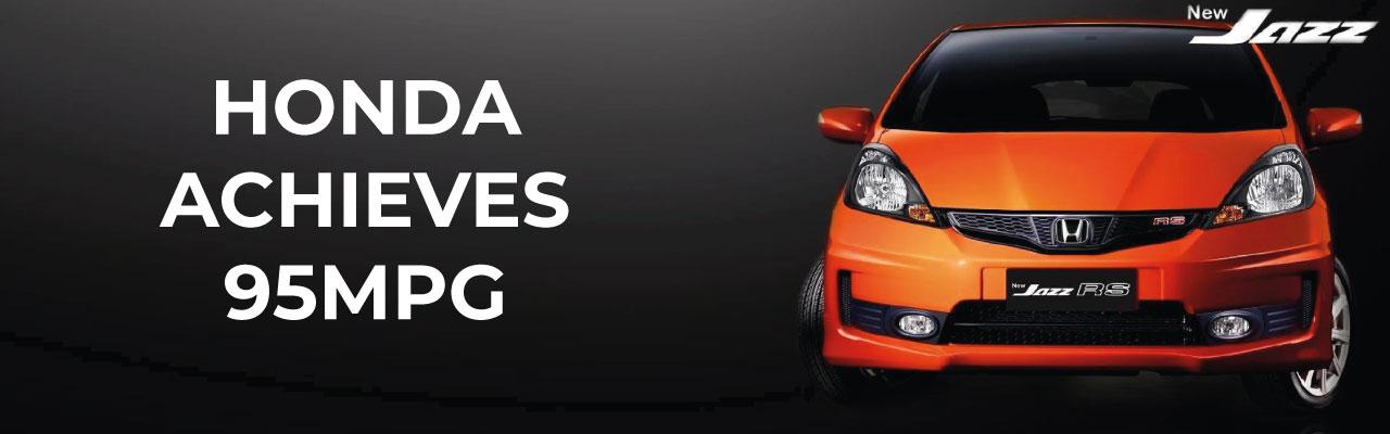 Honda Direct Parts World Record