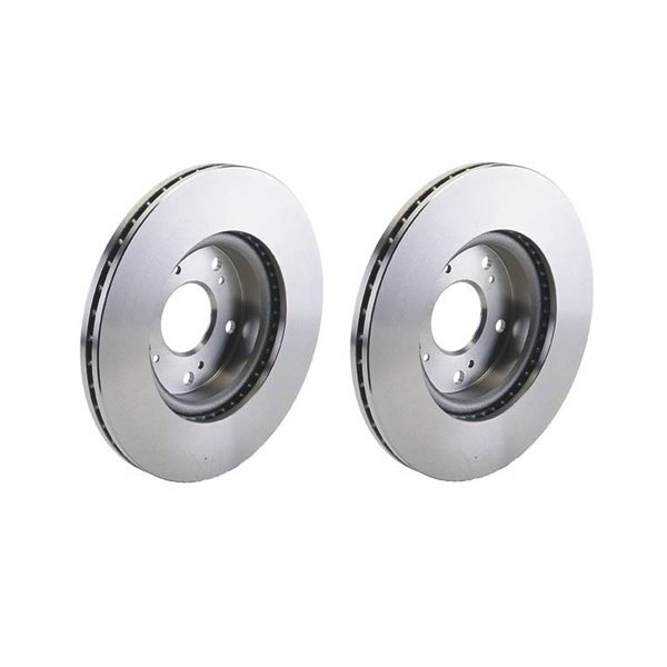 Honda CRV front brake discs. Genuine Honda part supplied. Honda part numbers45251S9AE50,45251T1EG01 and45251T1GG01. Contact Honda Parts Direct if you require further details.
