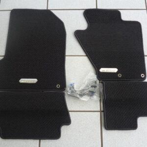 Honda S-2000 2008-2009 Elegance Carpet Mats Black 08P16S2A510A