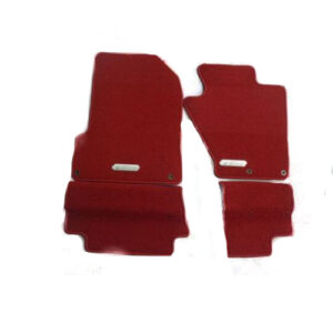 Honda S-2000 2008-2009 Elegance Carpet Mats Red