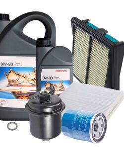 Honda Civic 2001-2005 Diesel Service Kit With Oil