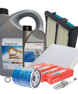 Honda Civic 2001-2005 Petrol Service Kit With Oil